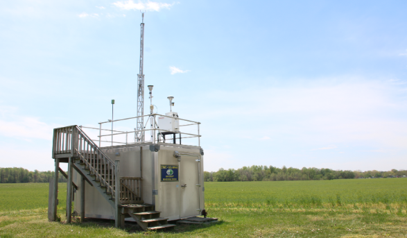 AQ MOnitoring station