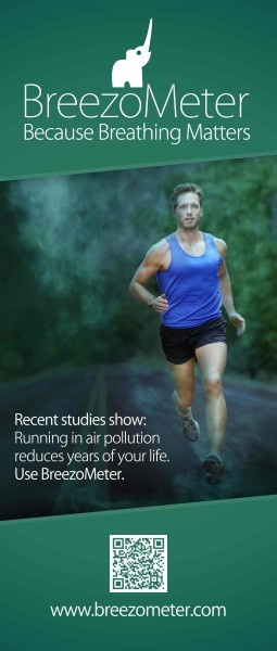 Running in pollution