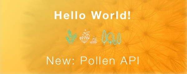 pollen API by BreezoMeter
