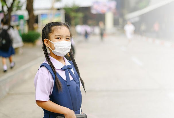 air pollution schools