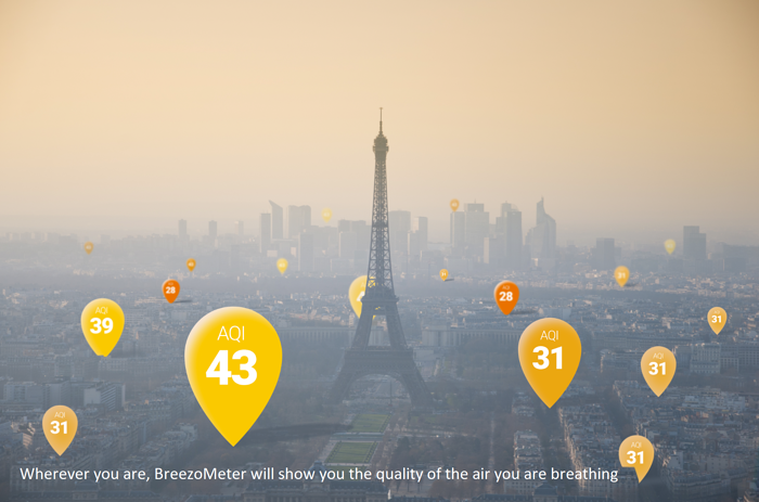 Love & Air Pollution - Are governmental monitoring stations enough?