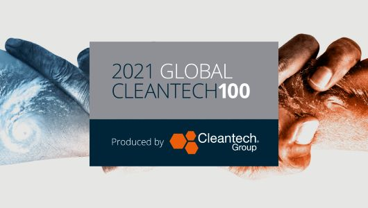 BreezoMeter Named One of 2021 Global Cleantech 100