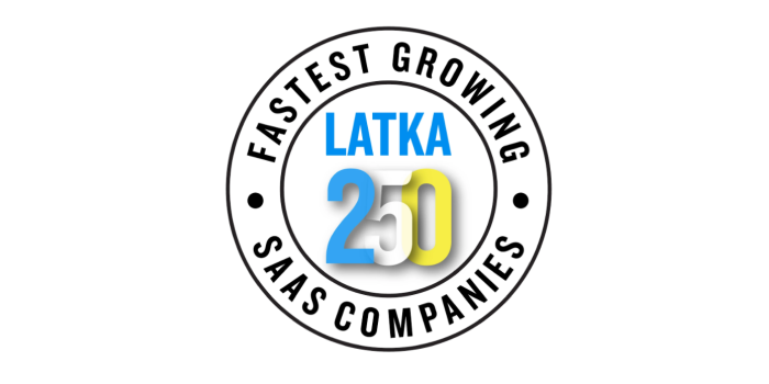 BreezoMeter Recognized as Top 250 Fastest Growing SaaS Company by Latka 250