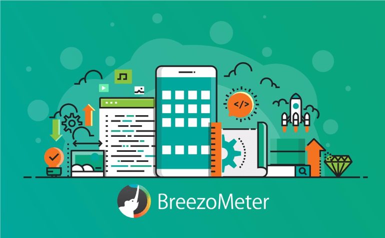 How we do real-time air quality data from BreezoMeter