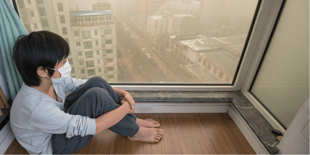 The Outdoor-Indoor Air Pollution Connection: What you Need to Know in 2021