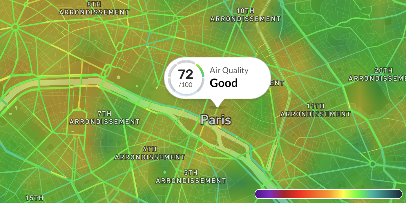 How Did We Get to Our 5 Meter Air Quality Data Resolution?