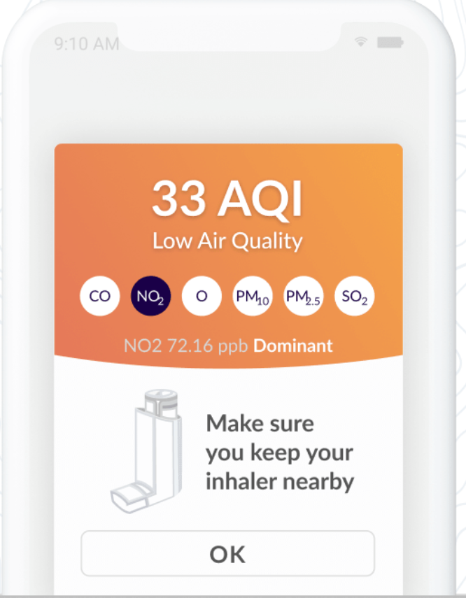 On-Demand Webinar! Air Quality Insights for Disruptive Innovation in Healthcare