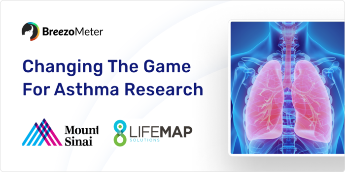 How BreezoMeter Powered Mount Sinai Hospital Research into Asthma Exacerbation
