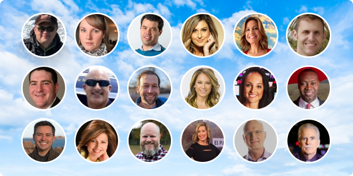 Top 40 Leading Weather & Climate Voices to Follow in 2021