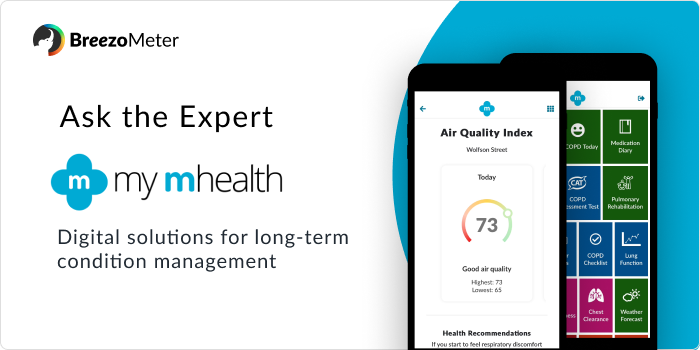 Ask the Digital Health Experts: Matthew & Thomas of my mhealth