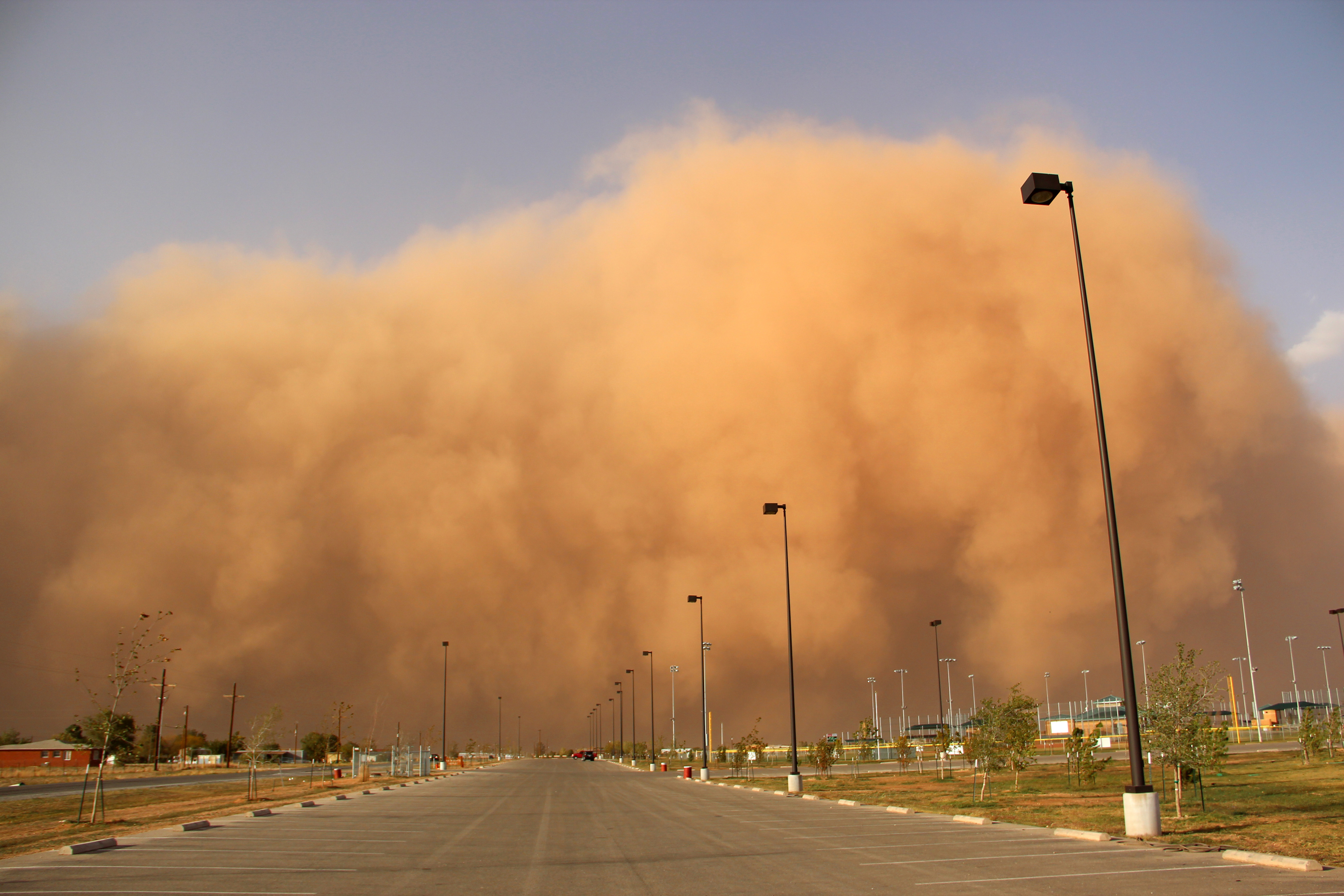 How Dust Storms Confuse Air Quality Reports